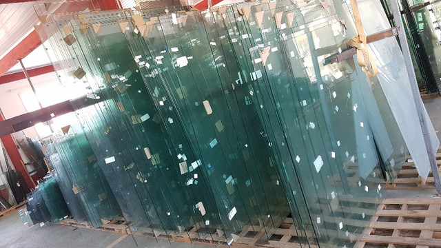Vidros temperados sem furos 6, 8 e 10mm (medidas na descrição) - Foto 2