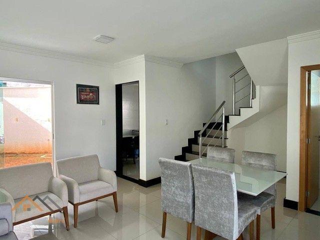 Casa com 3 quartos sendo 01 suite à venda, 98 m² por R$ 595.000 - Planalto - Belo Horizont - Foto 7