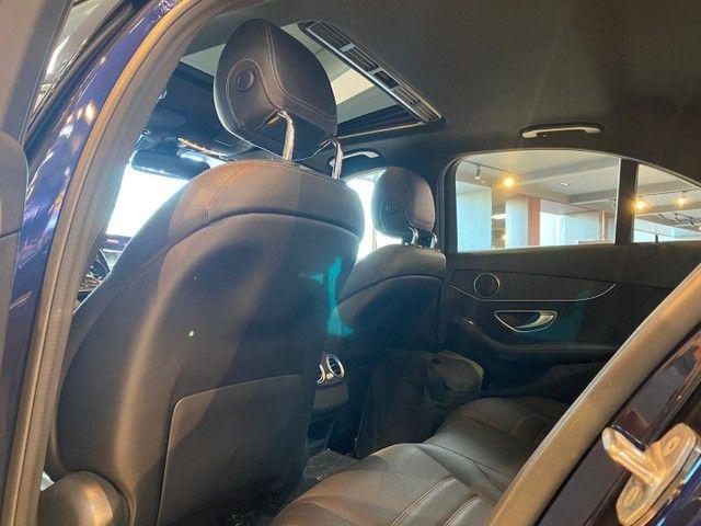 Mercedes-Benz C300 2.0 Sport 9G-Tronic 2018,Configuração Linda,Impecável  - Foto 14