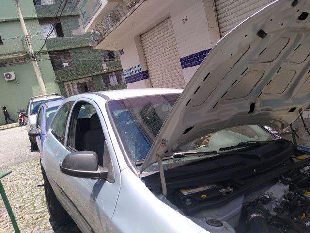 Km 2 portas novinho - Foto 2