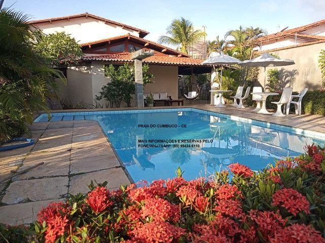 Alugo casa de praia Cumbuco R$ 650,00/Dia - Foto 2