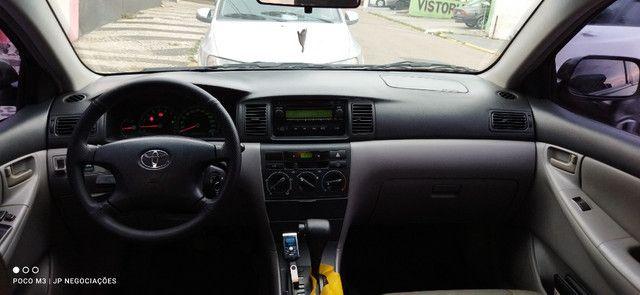 Corolla Fielder xei 1.8 automática 2007 - Foto 3