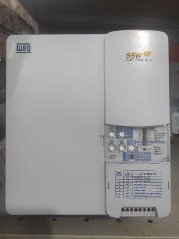 Soft starter SSW07 171 amperes