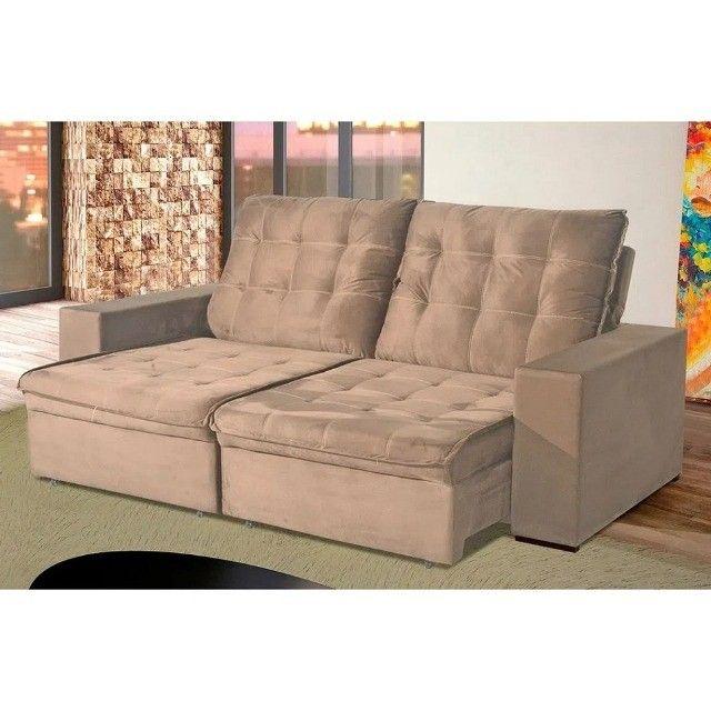 ( 230m de largura ) sofa retratil linum