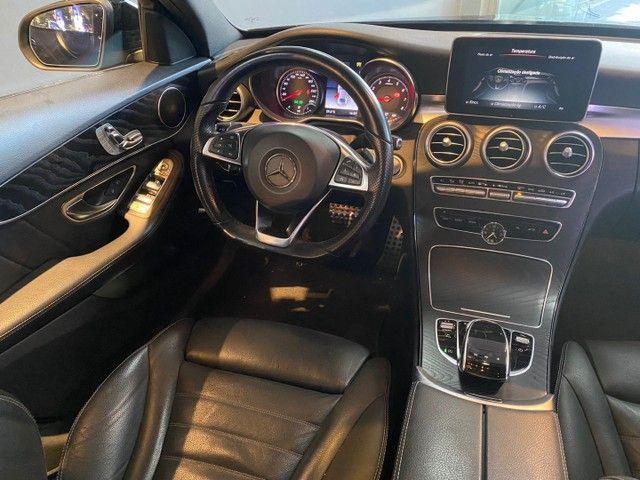 Mercedes-Benz C300 2.0 Sport 9G-Tronic 2018,Configuração Linda,Impecável  - Foto 7