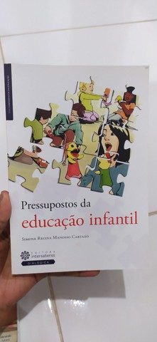 Livro - Pressuposto da educação infantil