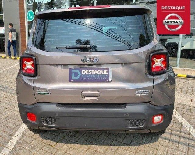 Renegade 2.0 Longitude Diesel 4x4 2019 - Foto 4