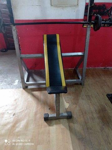 Máquinas de musculação - Foto 3