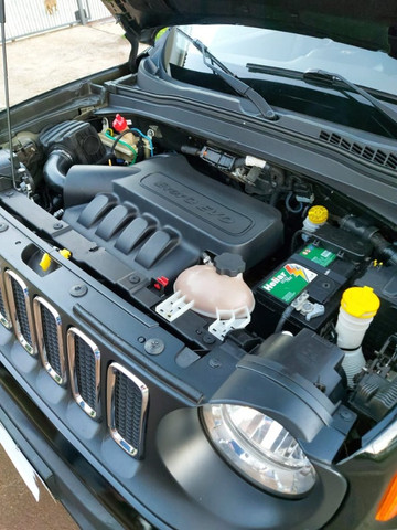 Jeep Renegade Longitude 1.8 Flex Automático - Foto 9