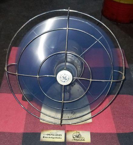 Ventilador antigo General Electric  - Foto 6