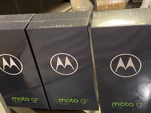 Moto G9 Plus Novo Lacrado