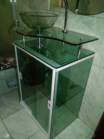 Armário de banheiro ( Gabinete) - Foto 2