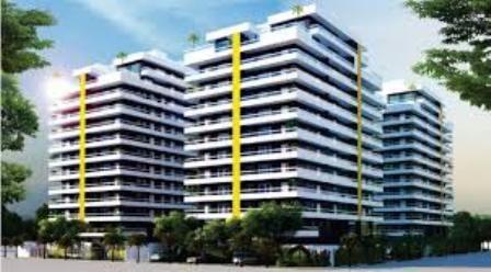 BLO_6: Apto.2 Dorms.(1 Suite)-Lazer Completo-Vista Praia/Mar-Cantão do Indaiá-Bertioga/SP