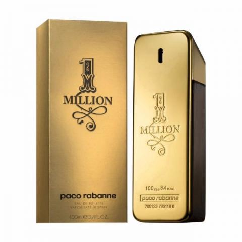 Perfume Paco Rabanne One Million 100ml EDT