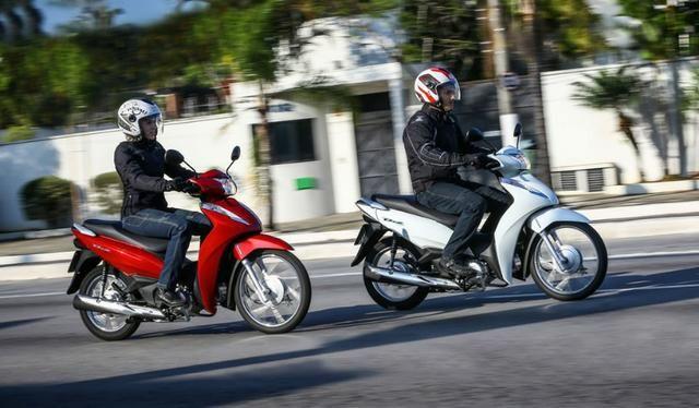 Motos Biz 110i Honda - Foto 4
