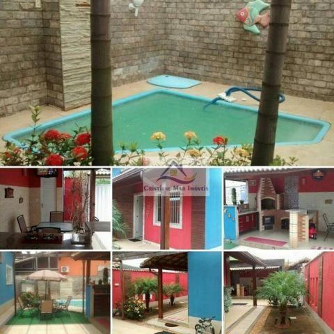 Casa com 2 dormitórios à venda, 95 m² por R$ 330.000  Rua Dos Miosótis, 3 - Barroco (Itaip