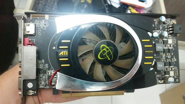Placa de Video ATI Radeon 4850 HD