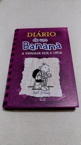 Diário de um Banana de Jeff Kinney