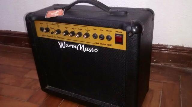 Amplificador Guitarra Warm Music HD22