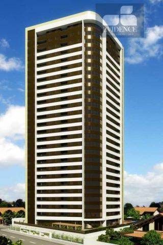 Apartamento residencial à venda, Bairro dos Estados, João Pessoa - AP0152.