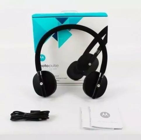Fone de ouvido Motorola moto pulse bluetooth