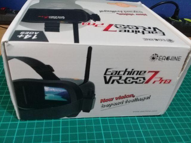 Óculos FPV Eachine VR-007 Pro