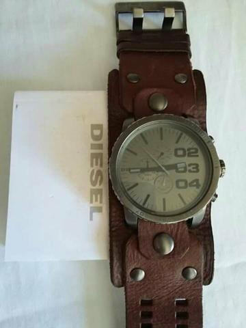 Relógio Diesel Original Usado 250R$