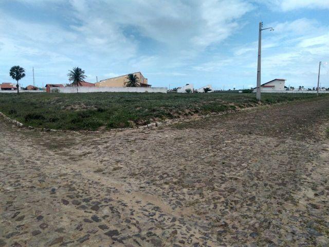 Lote terreno na praia