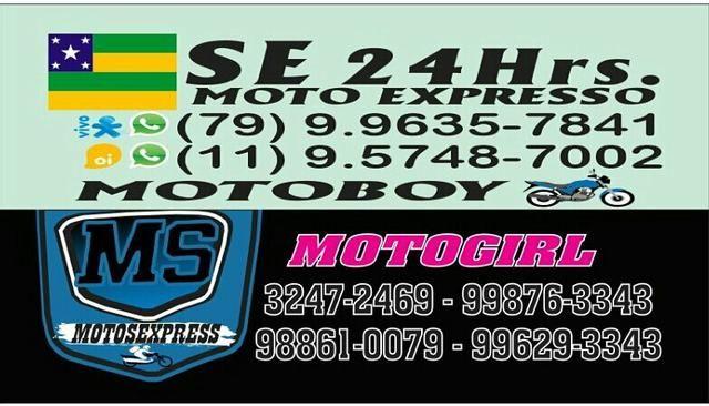 Precisa de MotoBoy, , MotoGirl