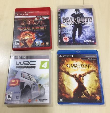 Jogos p/ PS3
