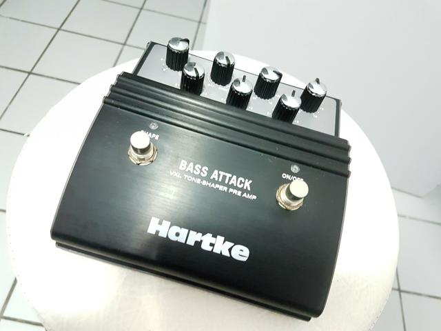 Pedal Hartke Bass Attack Vxl Preamp