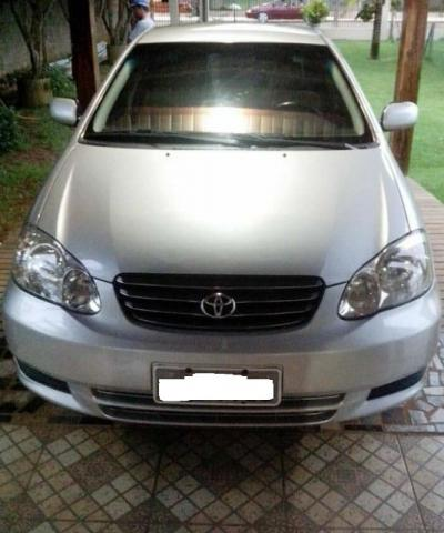 Toyota Corolla Corolla XEi 2003/2003 1.8 Completo