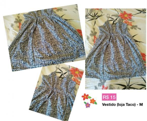 Vestido (Tacco Store)
