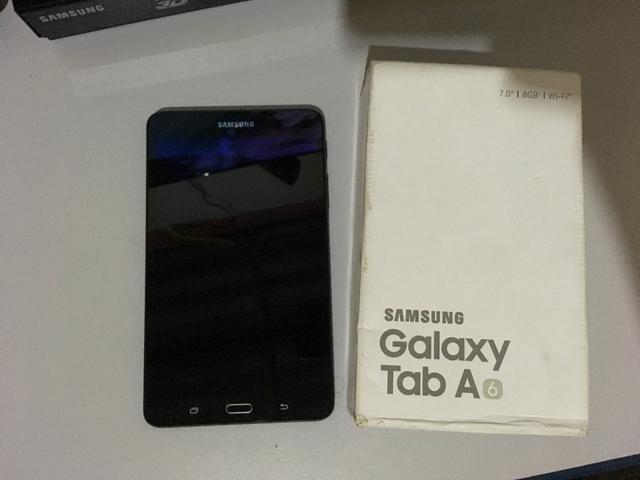 Tablet Samsung A6 seminovo