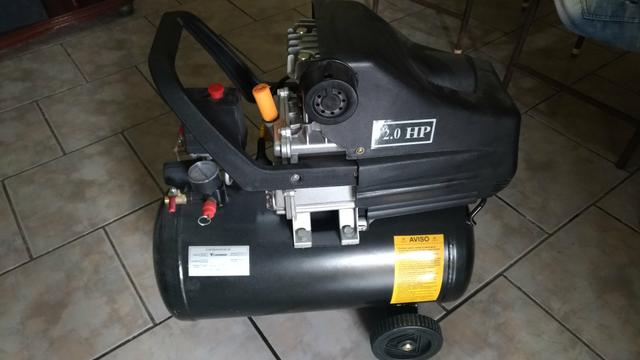 Compressor, esmelhiradeira 3x 1, pistola pintura