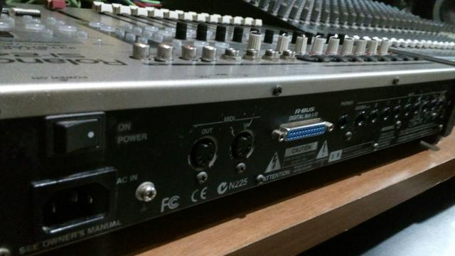 Interface roland si24
