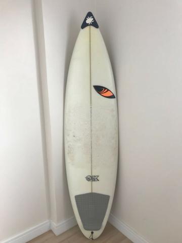 Prancha Surf sharpeye seminova tam 6.2 + Long john Billabong