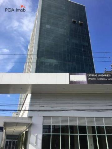 Sala comercial para locação, Bom Fim, Porto Alegre.