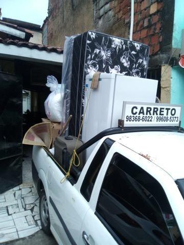 Carretos pra toda Bahia