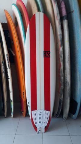 Prancha fun board semi nova flap