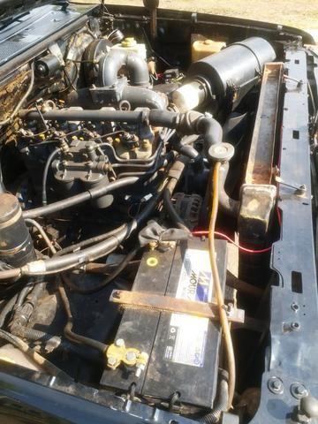 Ford F1000 Motor MWM 229 Ano 93/94 Preta - Foto 7
