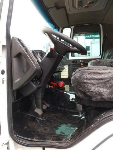 Ford Cargo 2422 cabina leito - Foto 7