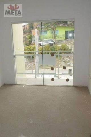 Casa com 3 dormitórios à venda, 110 m² por R$ 300.000,00 - Iririú - Joinville/SC - Foto 12