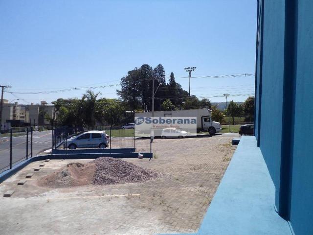 Galpão comercial para venda e locação, Jardim Santa Rosa, Vinhedo. - Foto 2