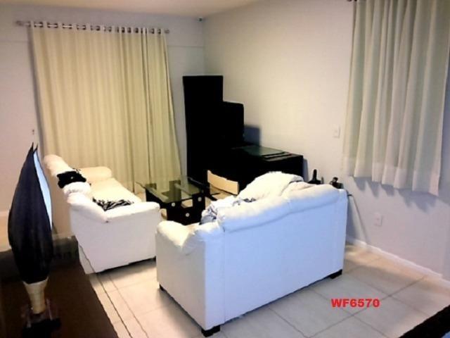 Condomínio Villagio Atlântico, Casa duplex nas Dunas com 5 suítes, 4 vagas, Lazer completo - Foto 15