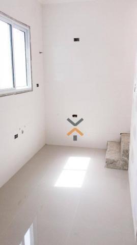 Cobertura com 2 dormitórios à venda, 46 m² por R$ 250.000,00 - Vila Humaitá - Santo André/ - Foto 5