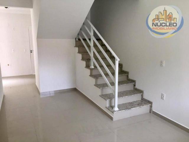 Casa com 3 dormitórios à venda, 110 m² por R$ 300.000,00 - Iririú - Joinville/SC - Foto 6