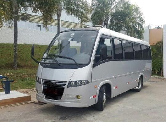 Micro ônibus Volare 2010/NÃO FAÇO TROCA