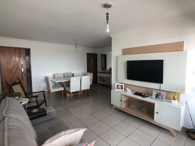 Apartamento 127m2, 3 quartos, 1 suíte, lazer completo, Beira-Mar de Olinda - Foto 5