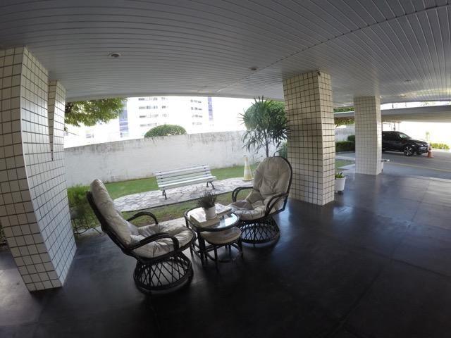 Ed Ponta Leste no melhor do cocó - 150m - 3 quartos - DCE - ventilado - Foto 5